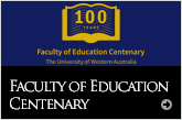 Faculty of Education Centenary